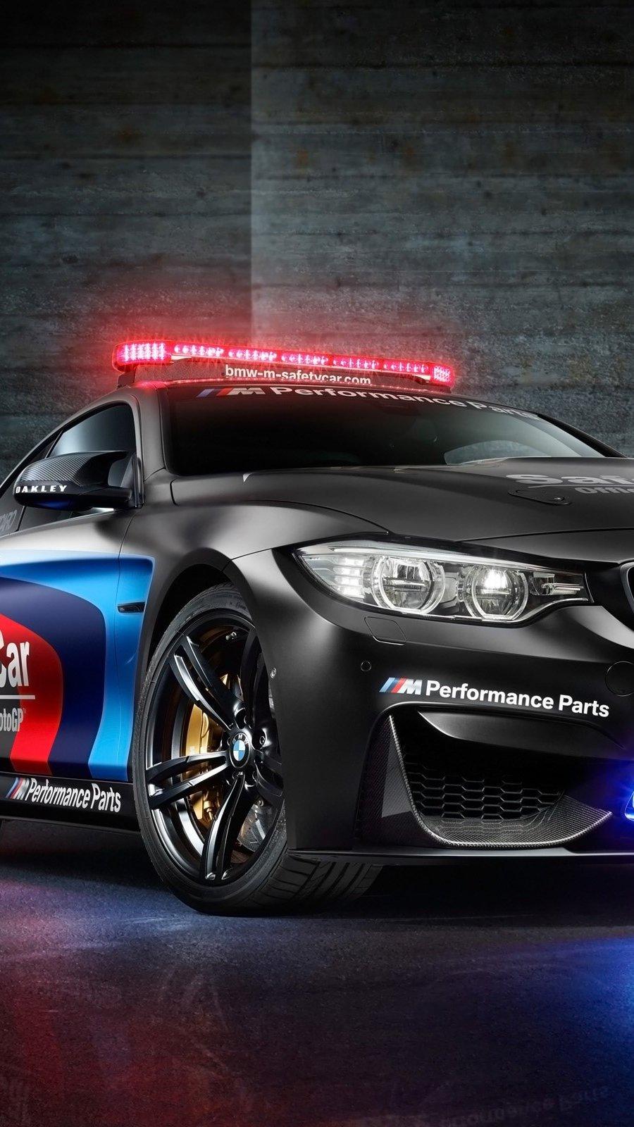 Fondos de pantalla BMW M4 motoGP safety car Vertical