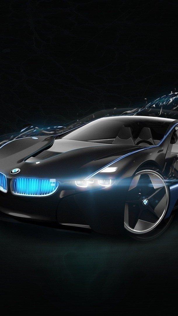 Fondos de pantalla BMW vision Vertical