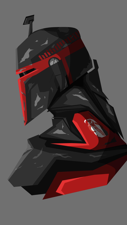 Boba Fett Star Wars Illustration Wallpaper Id 3658