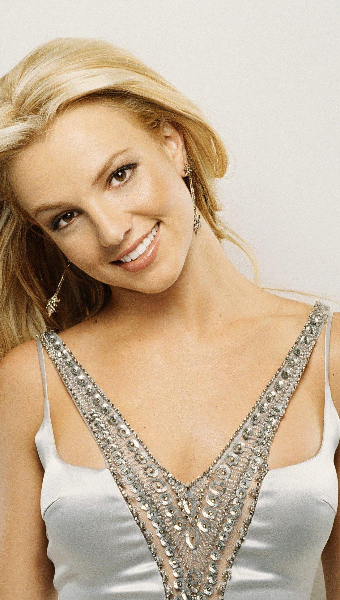 Wallpaper Britney Spears Vertical