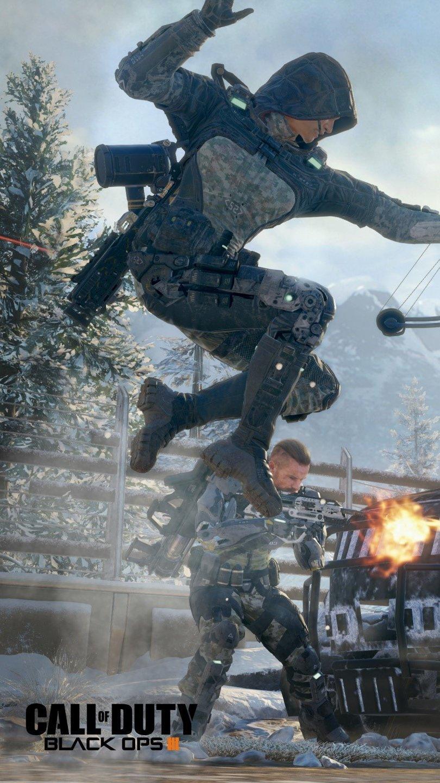 Fondos de pantalla Broken Arrow de Call of Duty Black Ops 3 Vertical