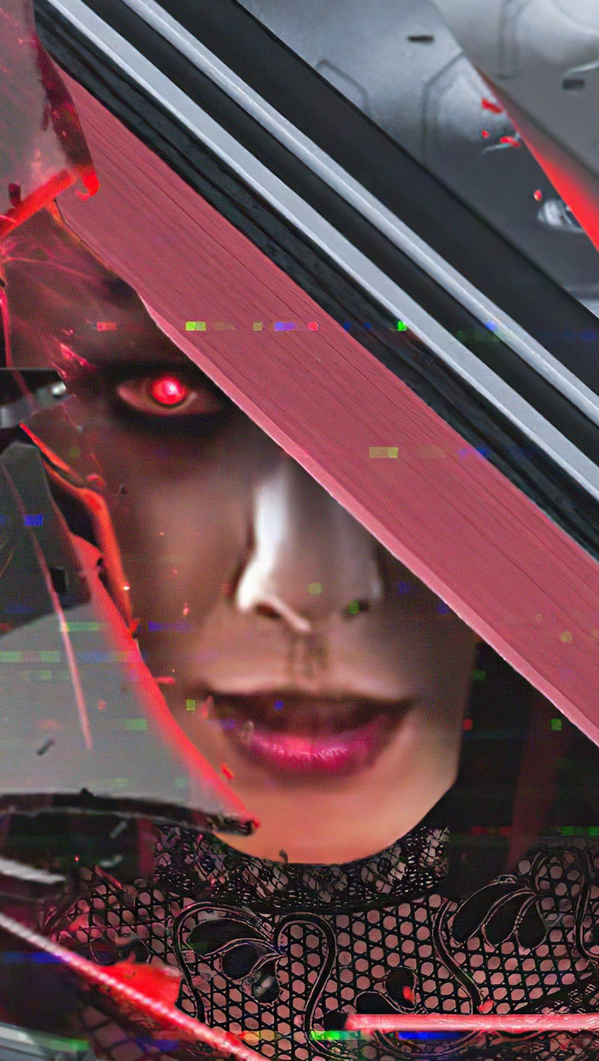 Fondos de pantalla Bruja escarlata Wandavision Vertical