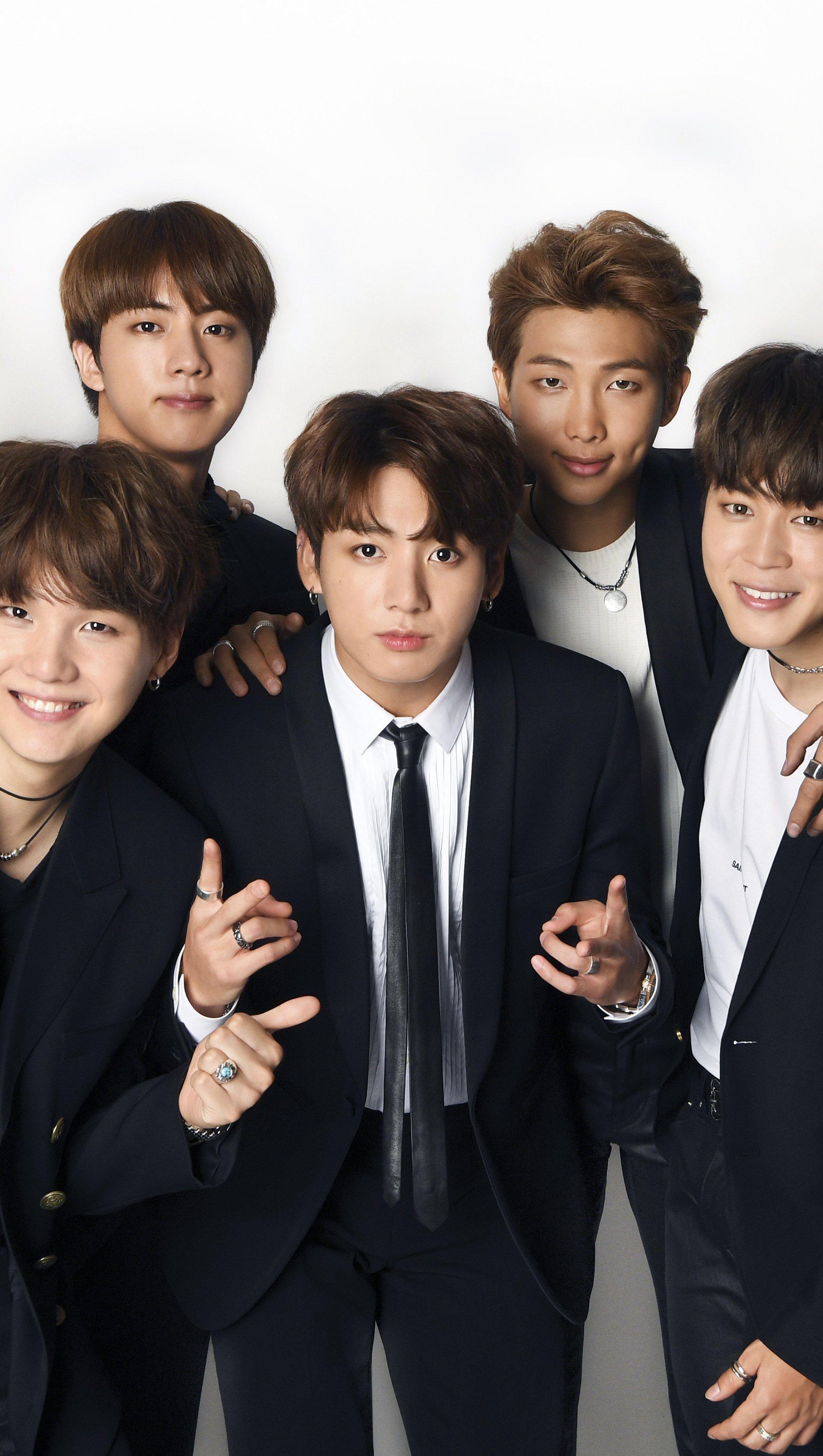 Fondos de pantalla BTS Bangtan Boys Vertical