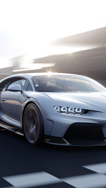 Wallpaper Bugatti Chiron Super Sport Vertical