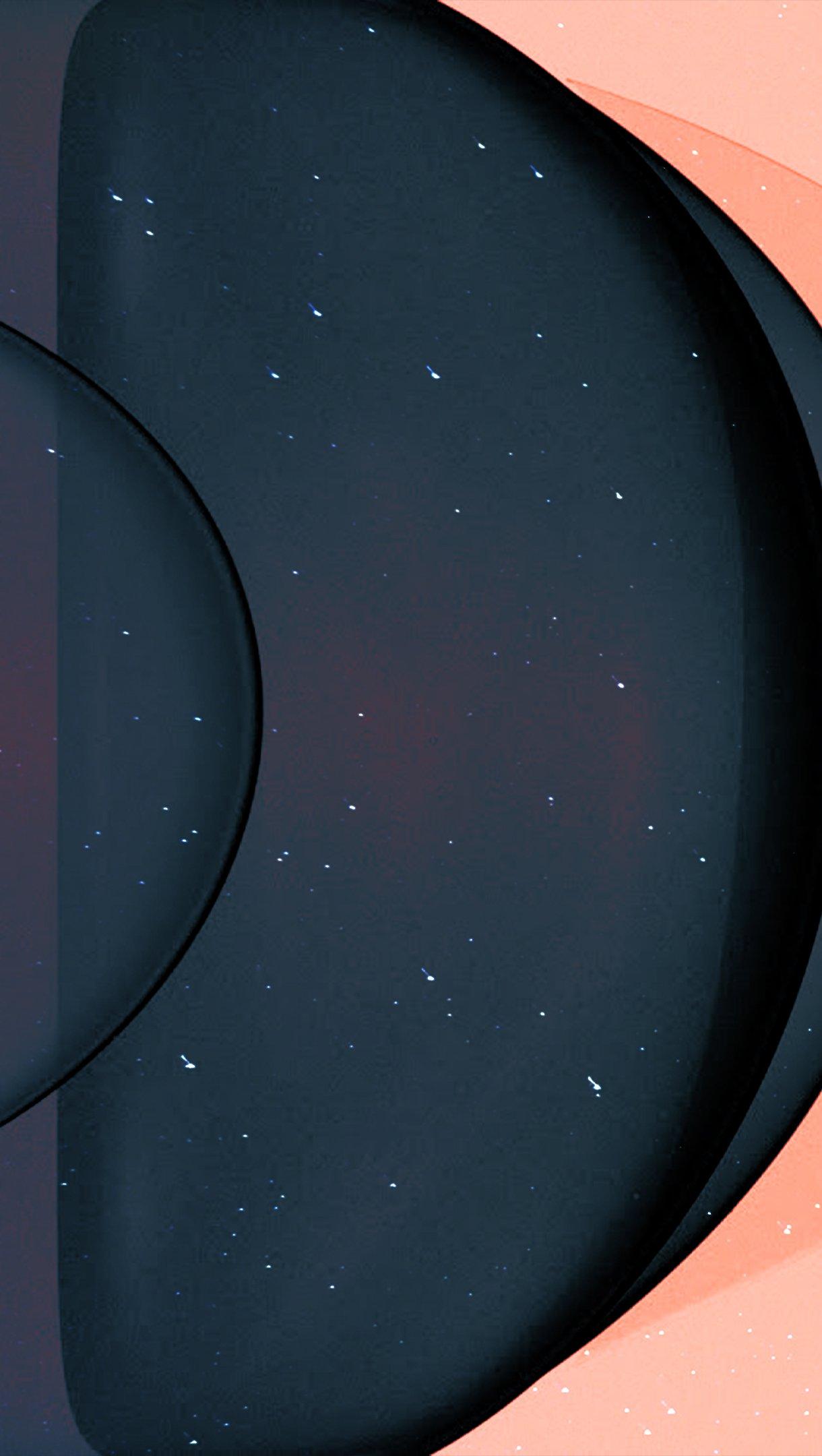 Fondos de pantalla Burbujas abstractas Vertical