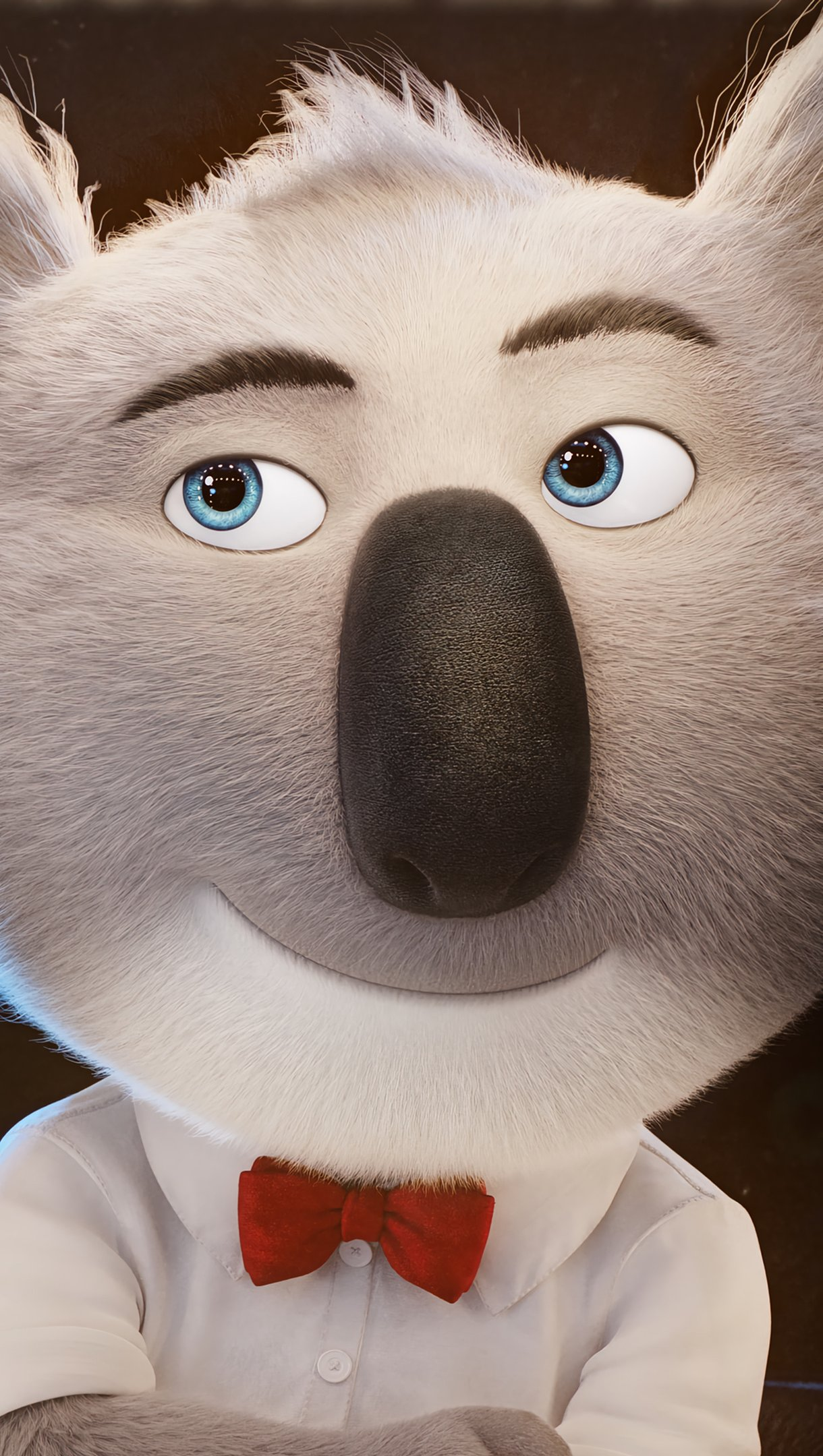 Wallpaper Buster from Sing 2 Vertical