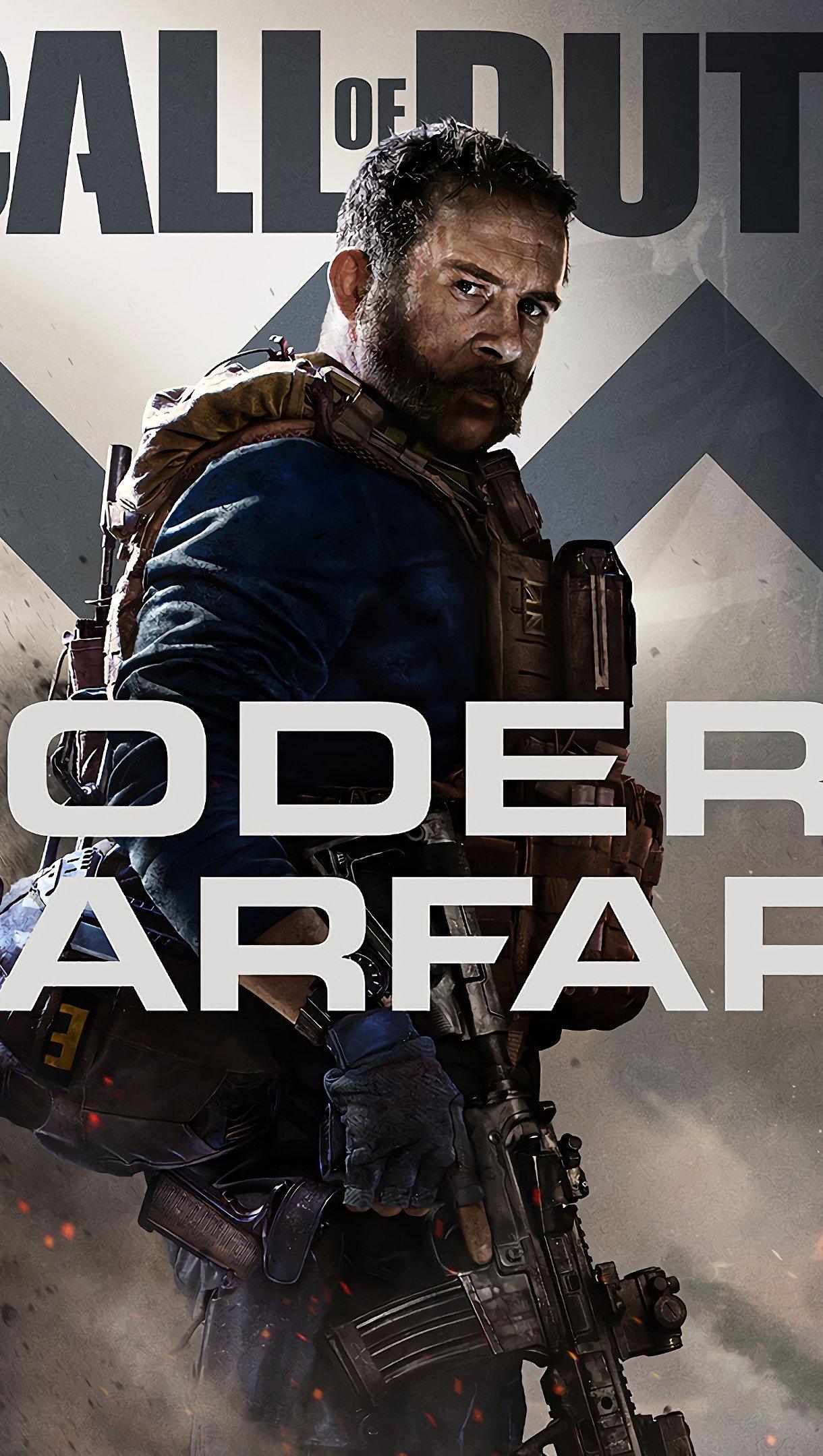 Fondos de pantalla Call Duty Modern Warfare 2019 Vertical
