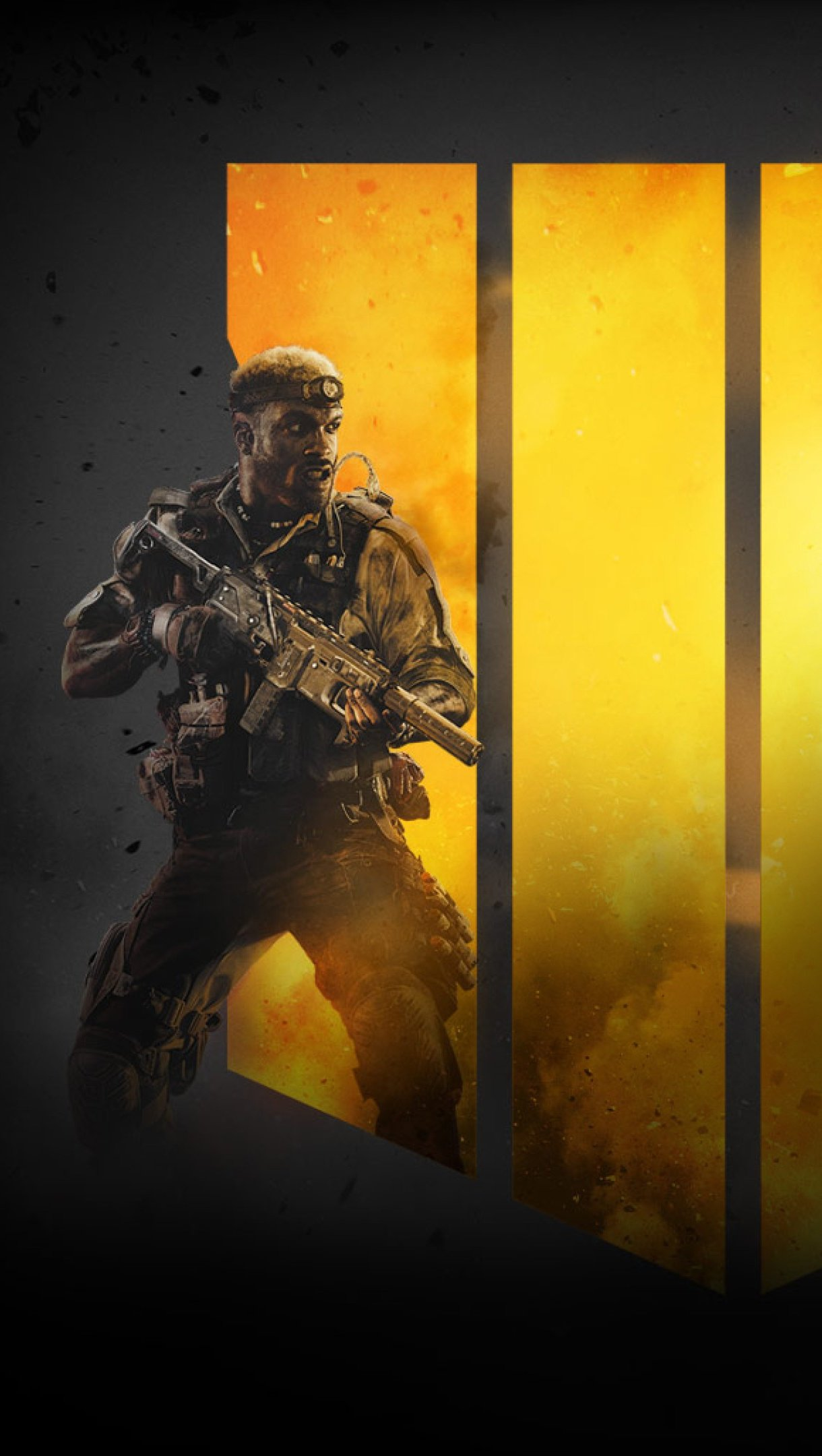 Fondos de pantalla Call of Duty Black Ops 4 Vertical