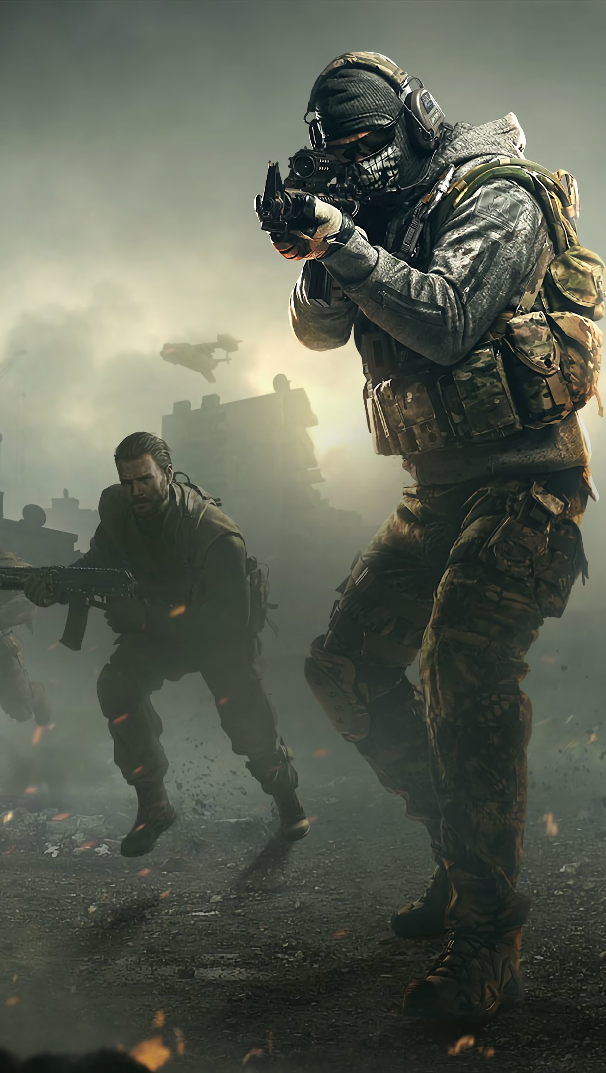 Fondos de pantalla Call of Duty Mobile Vertical