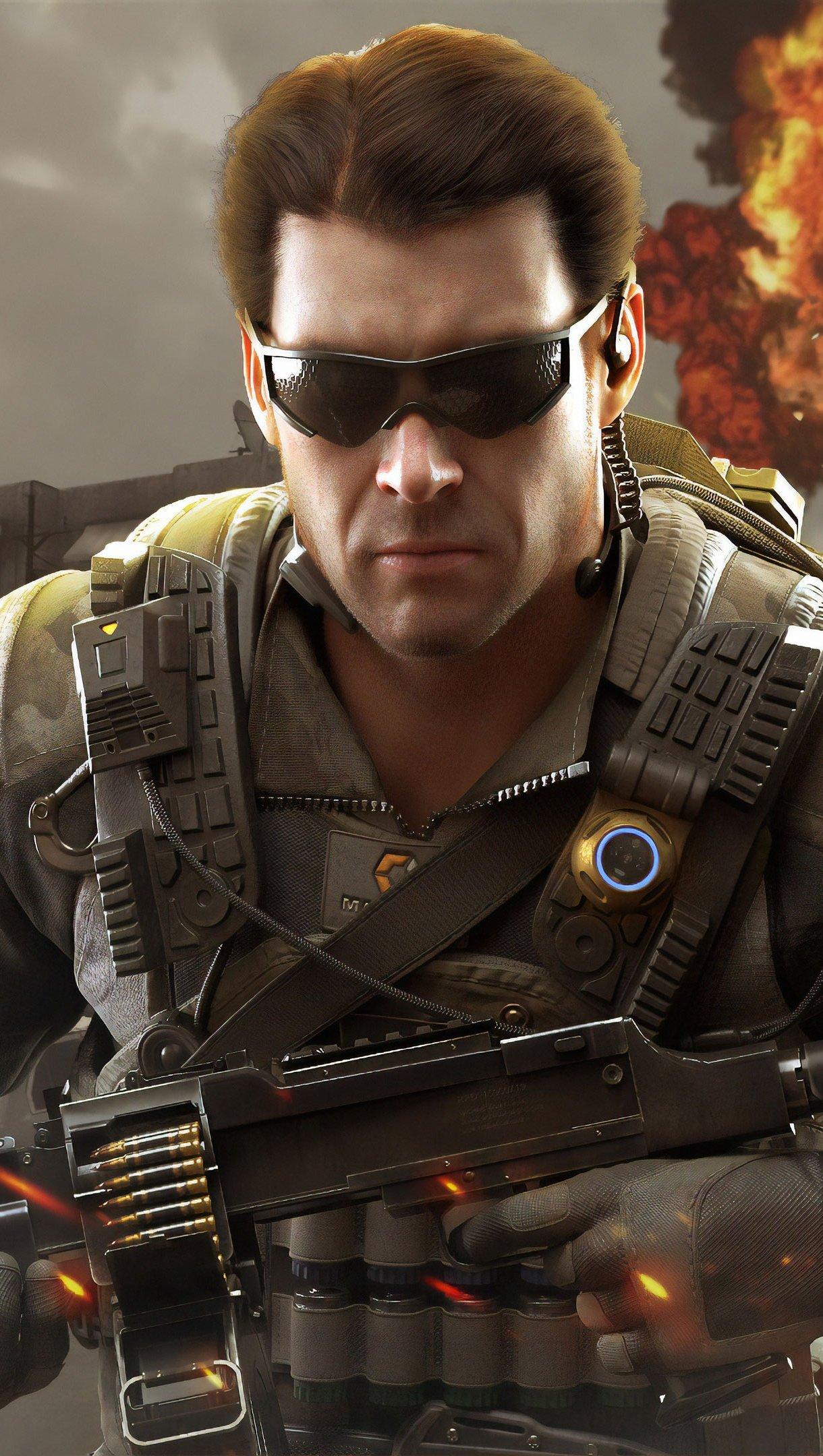 Fondos de pantalla Call of Duty Mobile Vertical