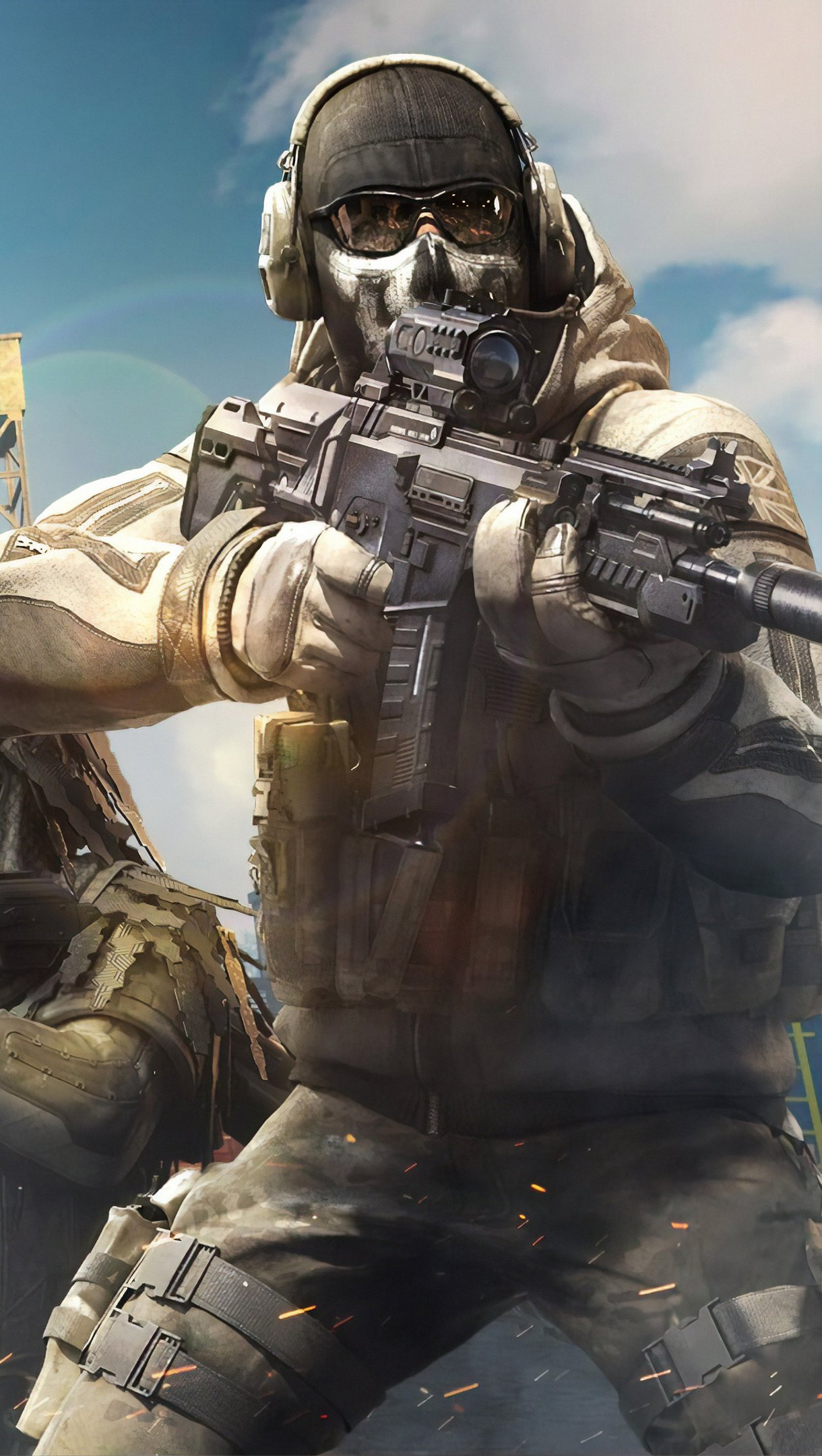 Wallpaper Call of Duty Mobile Vertical