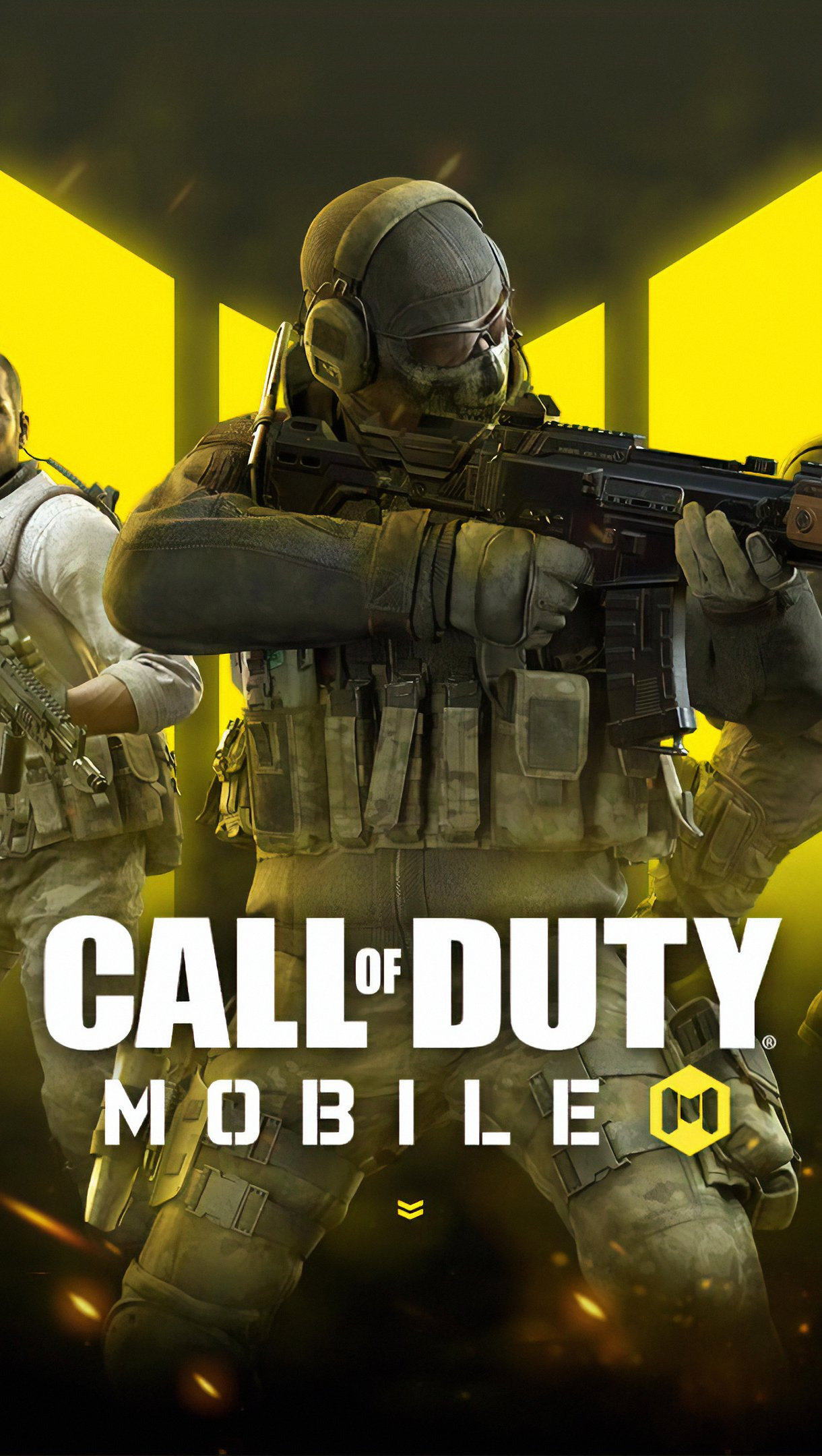Wallpaper Call of Duty Mobile Poster Vertical