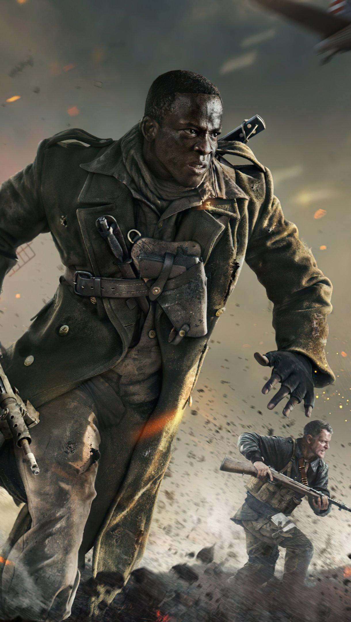 Fondos de pantalla Call of Duty Vanguard Vertical