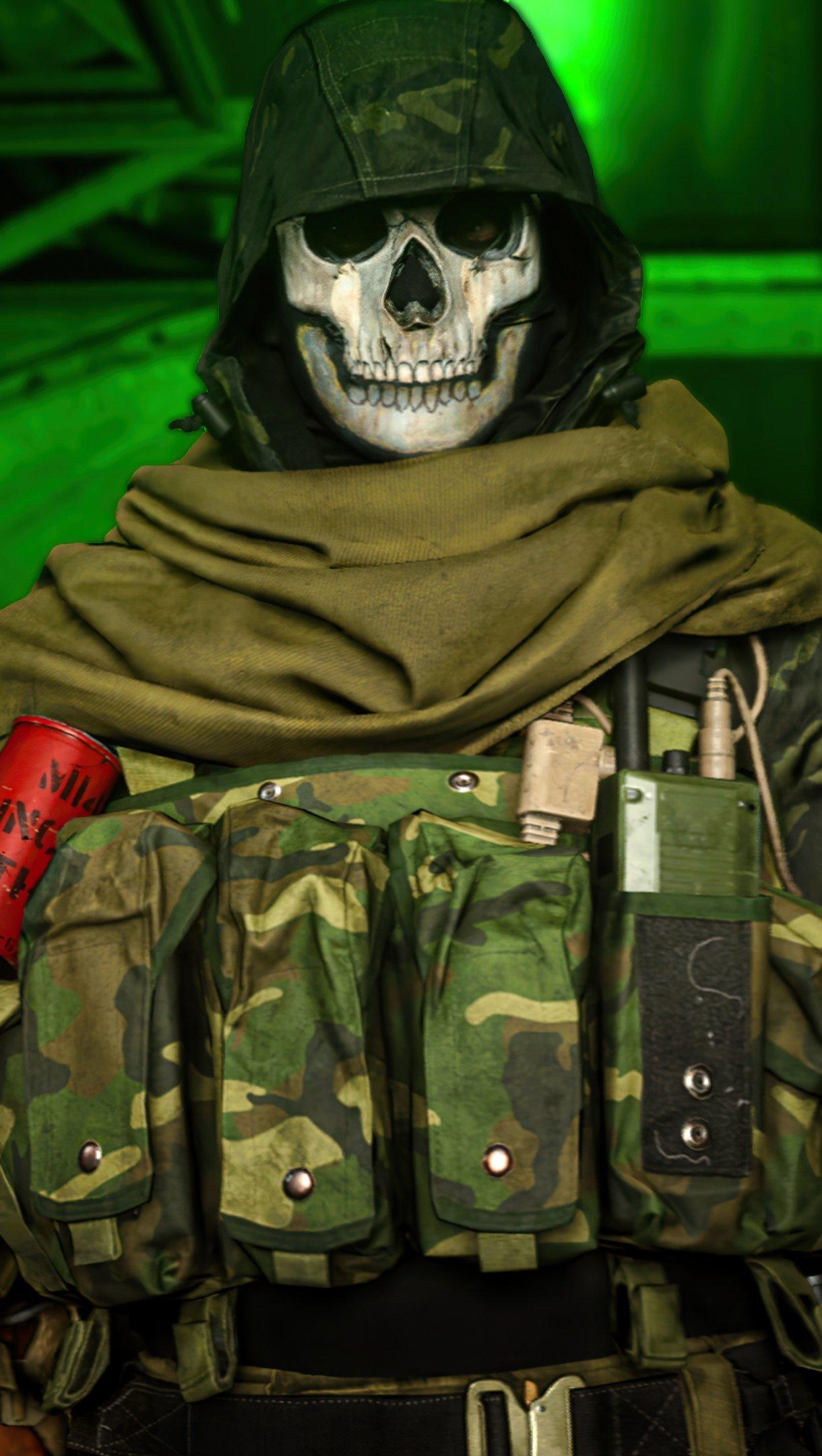 Fondos de pantalla Call of Duty Warzone Vertical