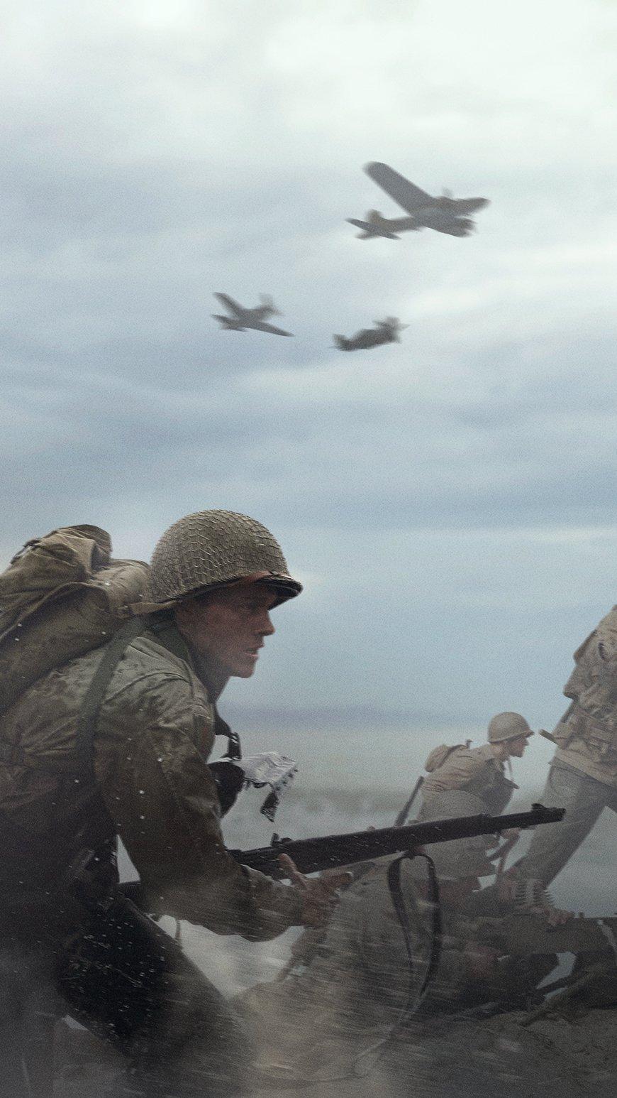 Fondos de pantalla Call Of Duty WW2 Vertical