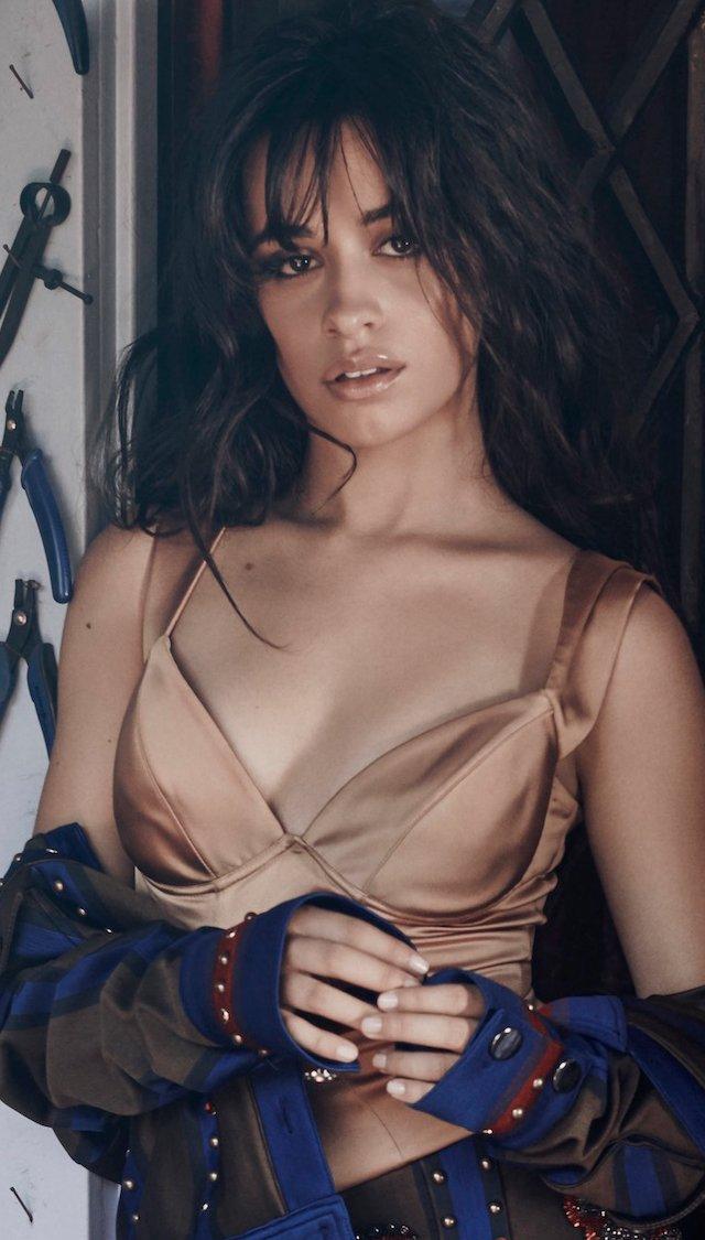 Fondos de pantalla Camila Cabello para la revista  Wonderland Vertical