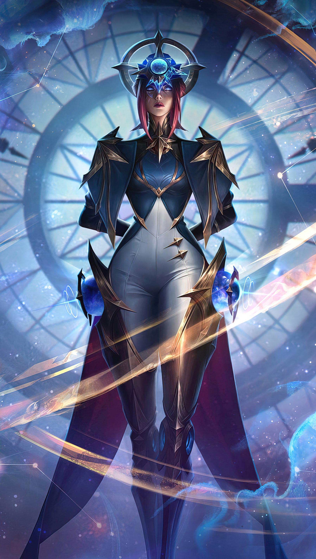 Fondos de pantalla Camille League of Legends Vertical