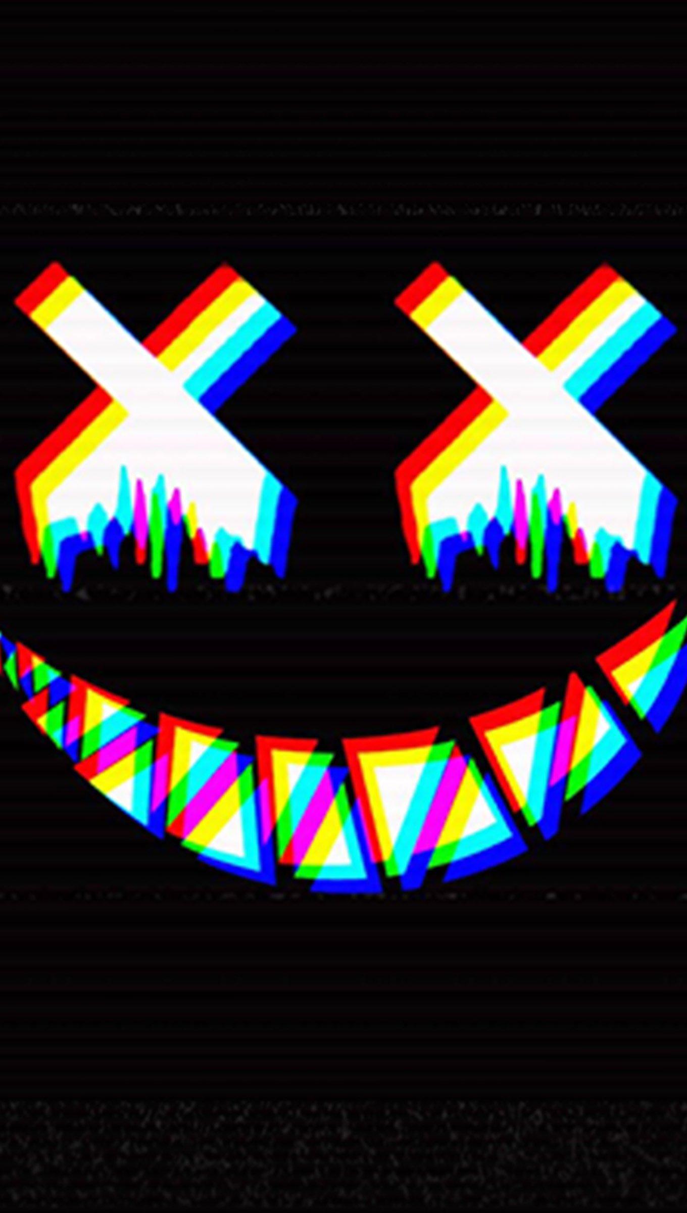 Fondos de pantalla Cara Sonrisa ilustración Vertical
