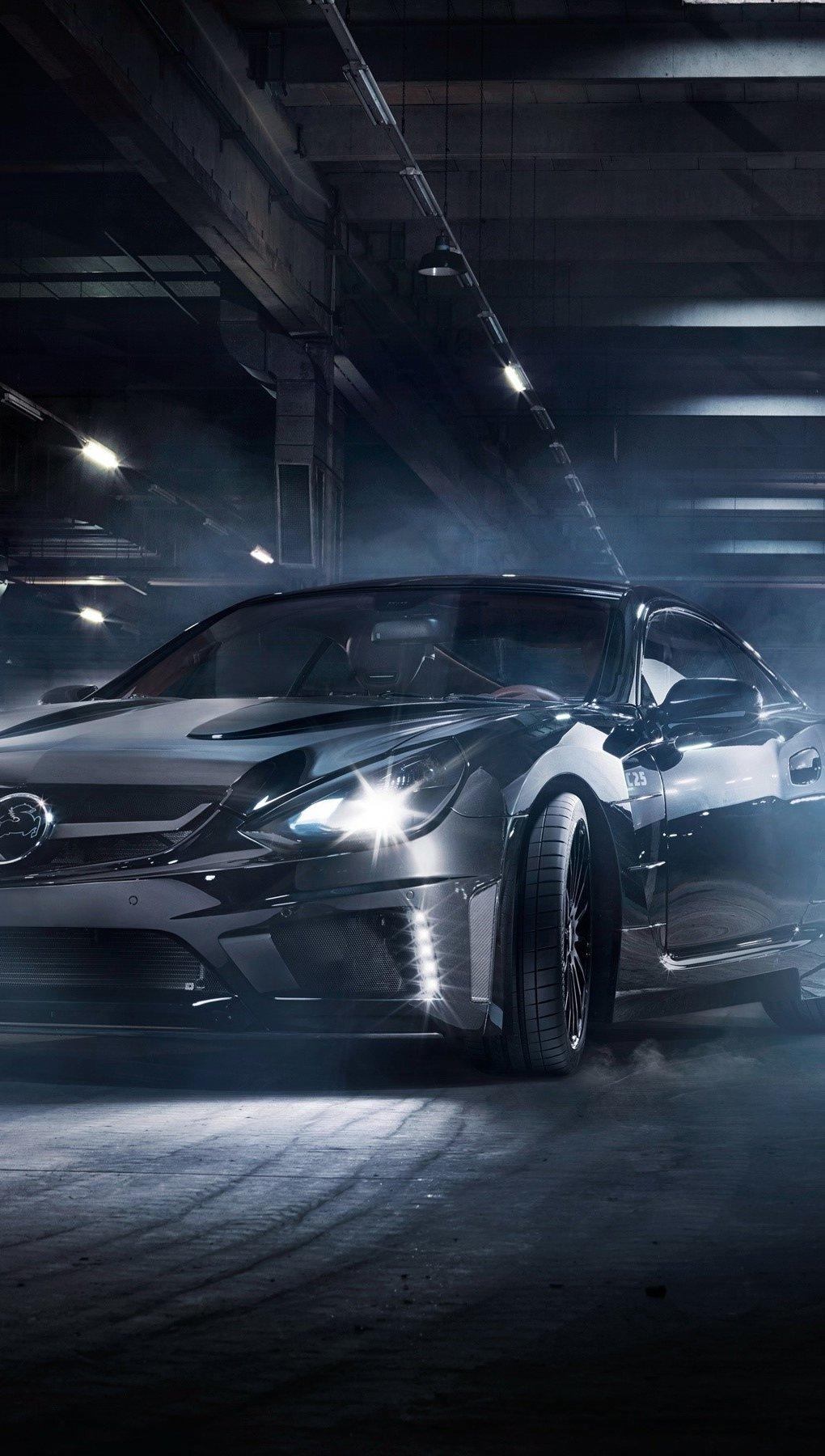 Fondos de pantalla Carlsson Mercedes Benz C25 Super GT Vertical