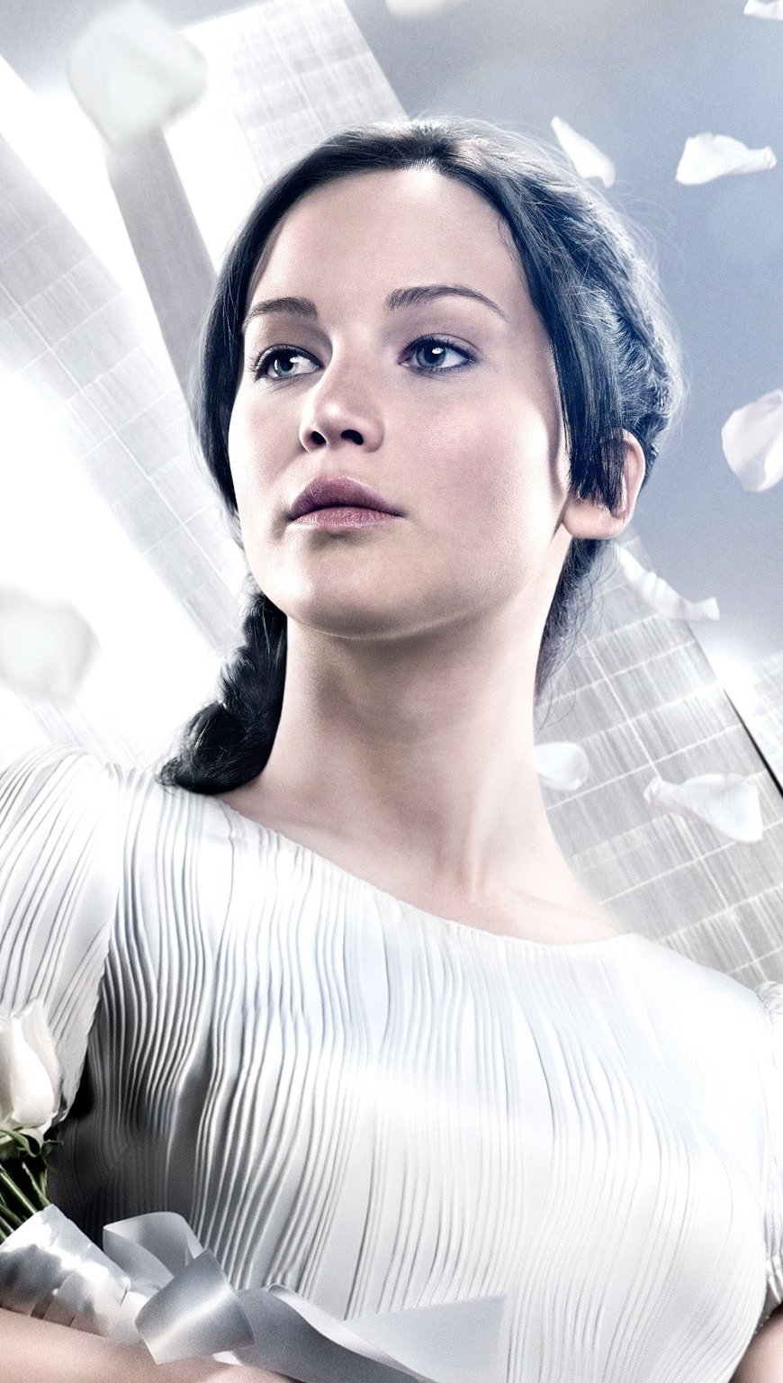 Fondos de pantalla Catching fire Vertical