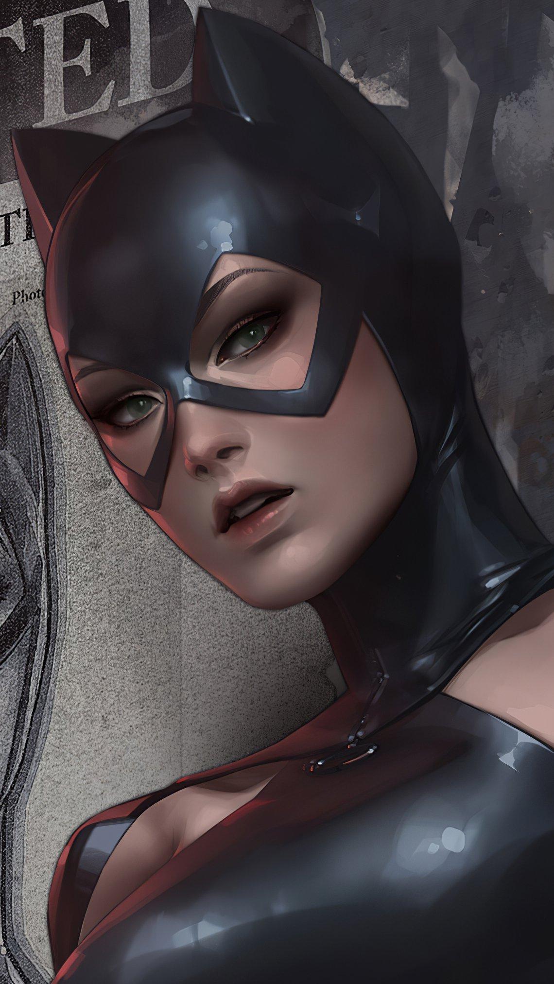 Fondos de pantalla Catwoman Fanart Vertical