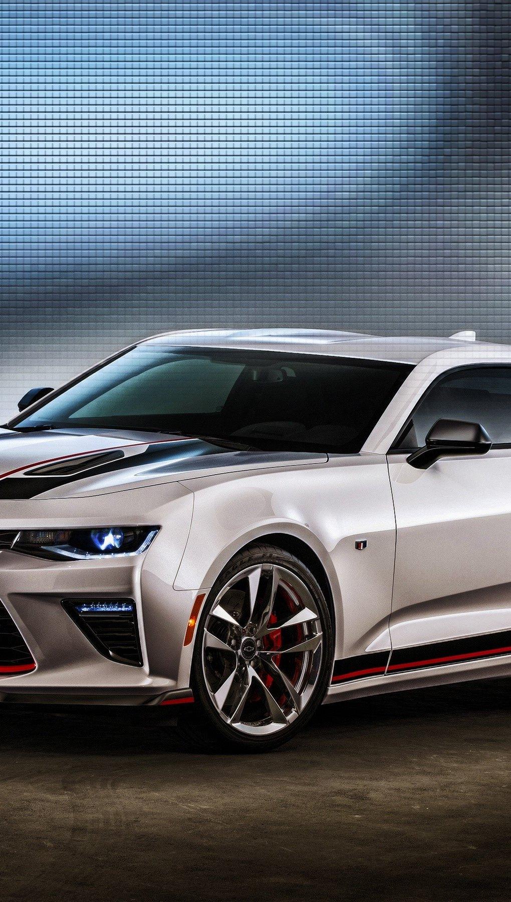 Fondos de pantalla Chevrolet Camaro SS Concept Vertical