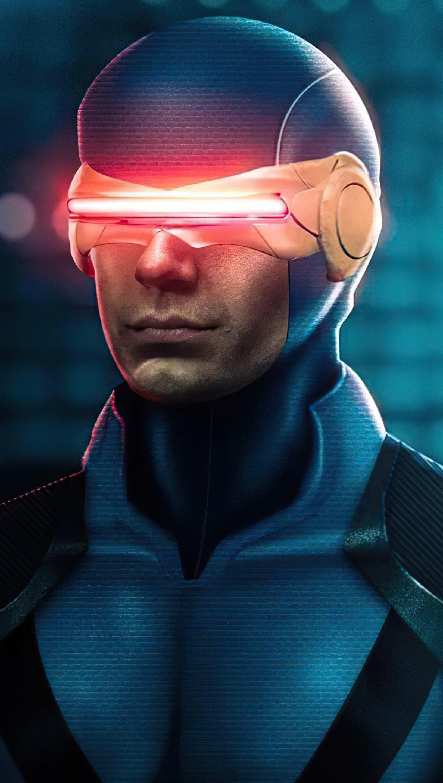 Wallpaper Cyclops in MCU Vertical