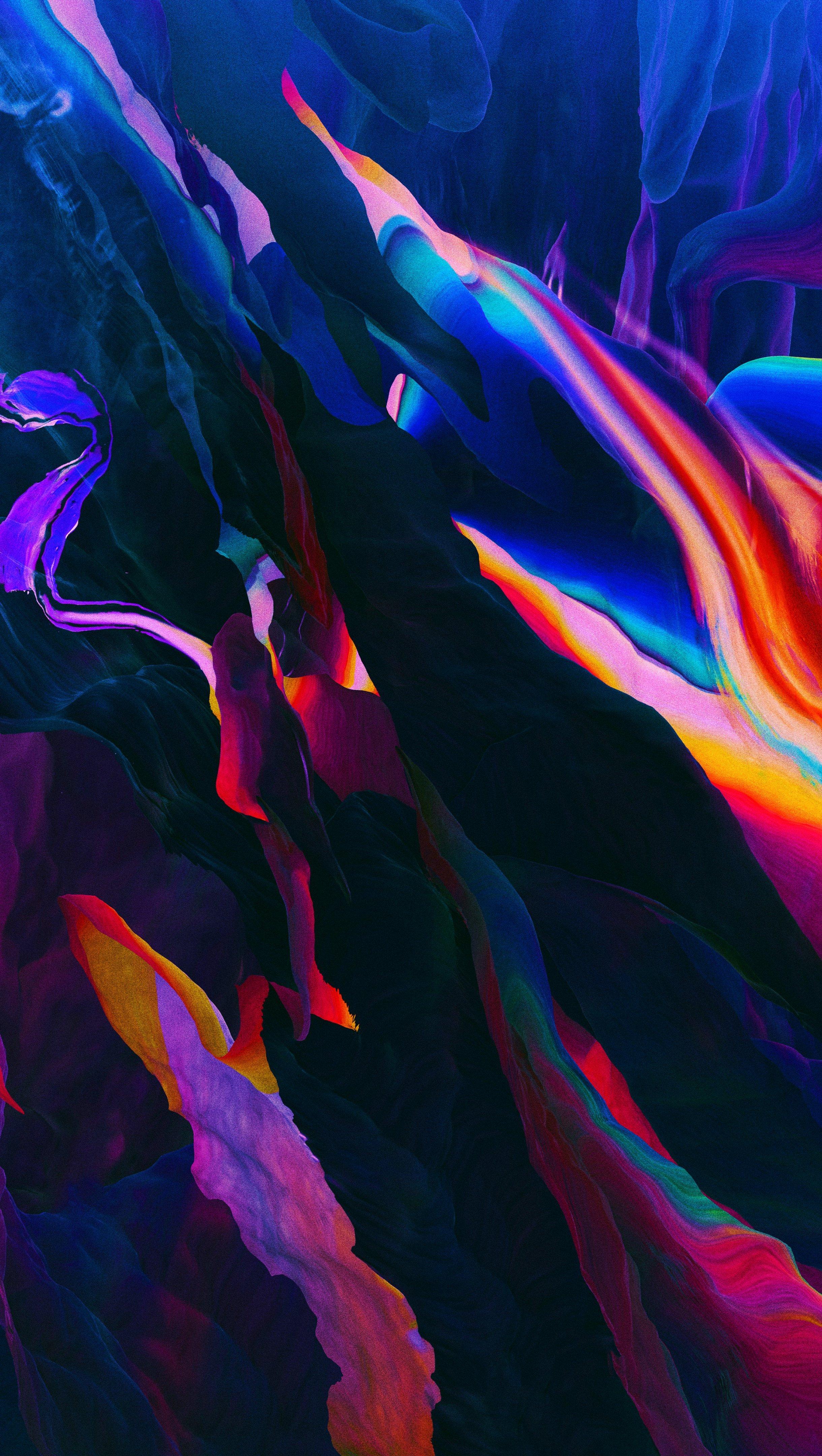 Fondos de pantalla Colorido arte digital Vertical