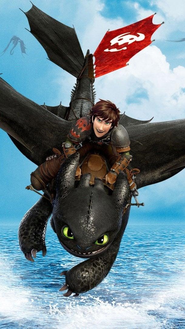 Fondos de pantalla Cómo entrenar a tu dragón 2 Vertical