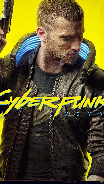 Fondos de pantalla Cyberpunk 2077 Vertical