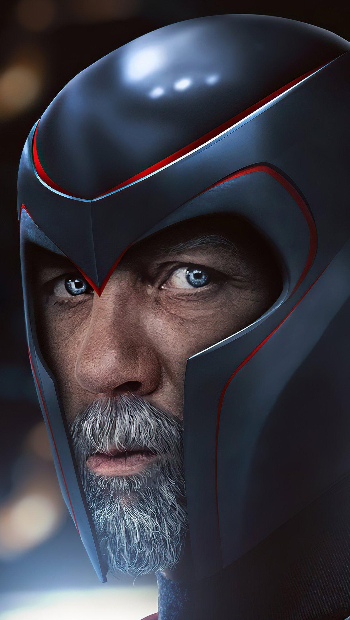 Wallpaper Daniel Graig as Magneto Xmen Vertical