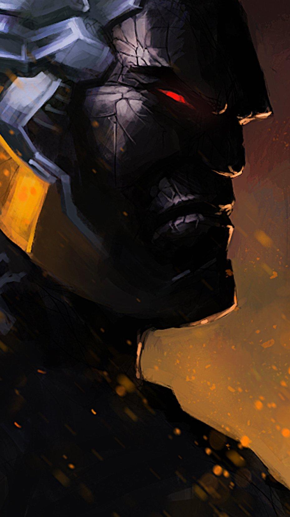 Fondos de pantalla Darkseid Vertical