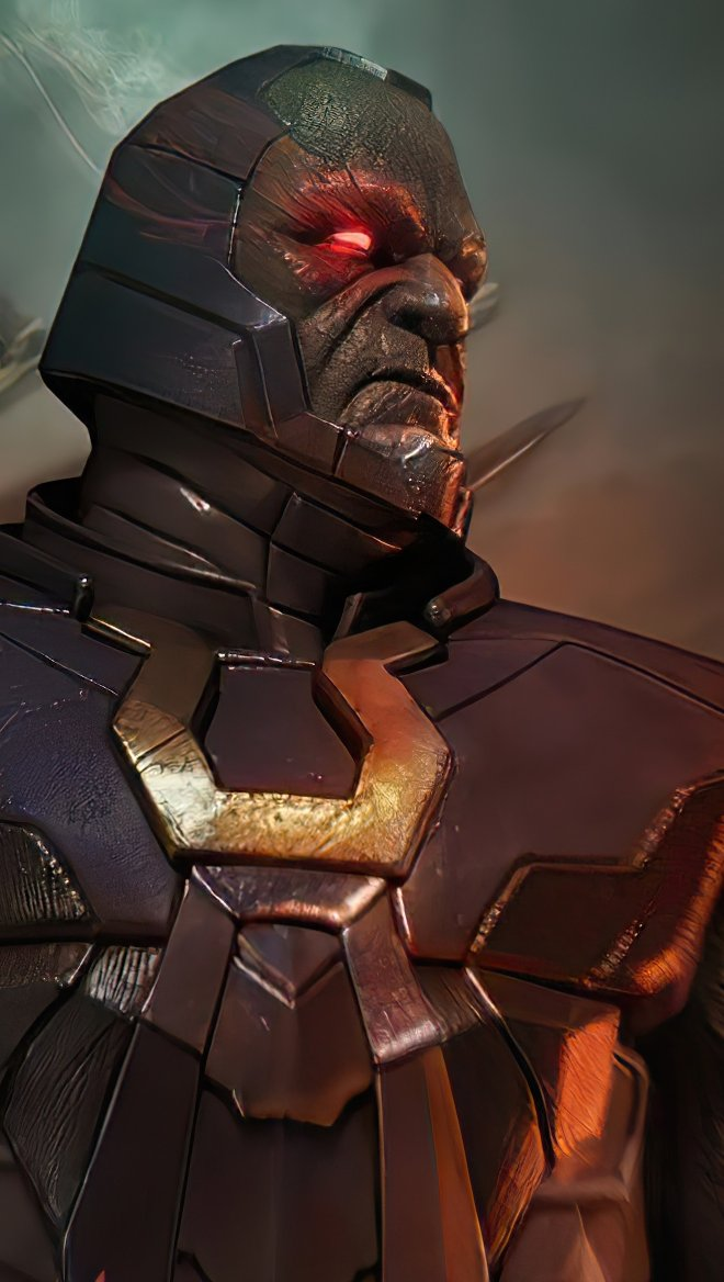 Wallpaper Darkseif in Justice League Snyder Cut Vertical