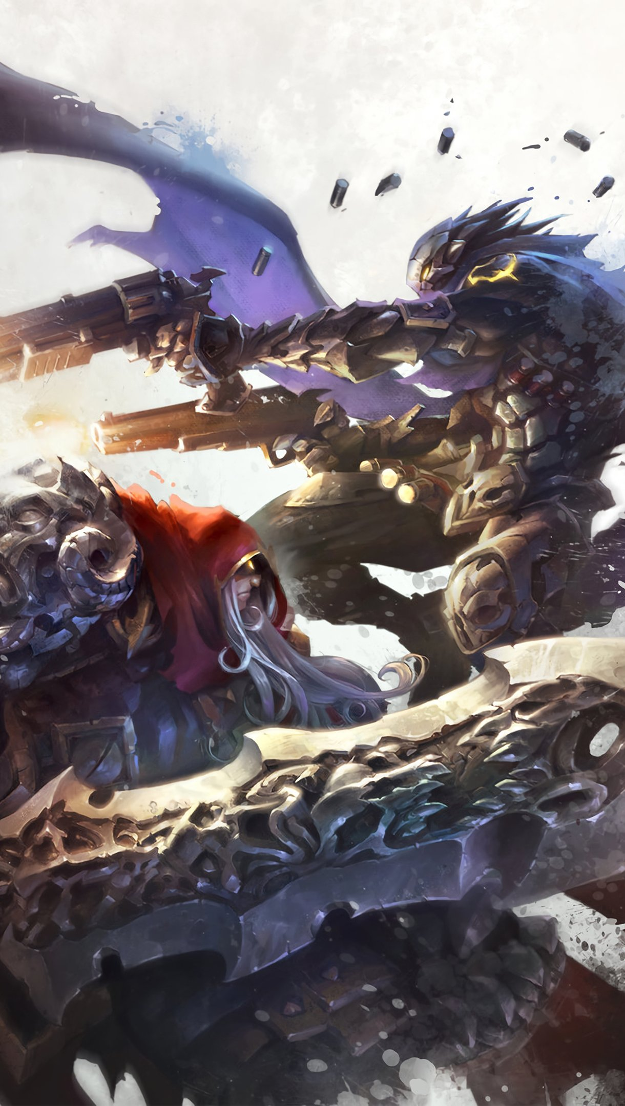 Wallpaper Darksiders Genesis Vertical