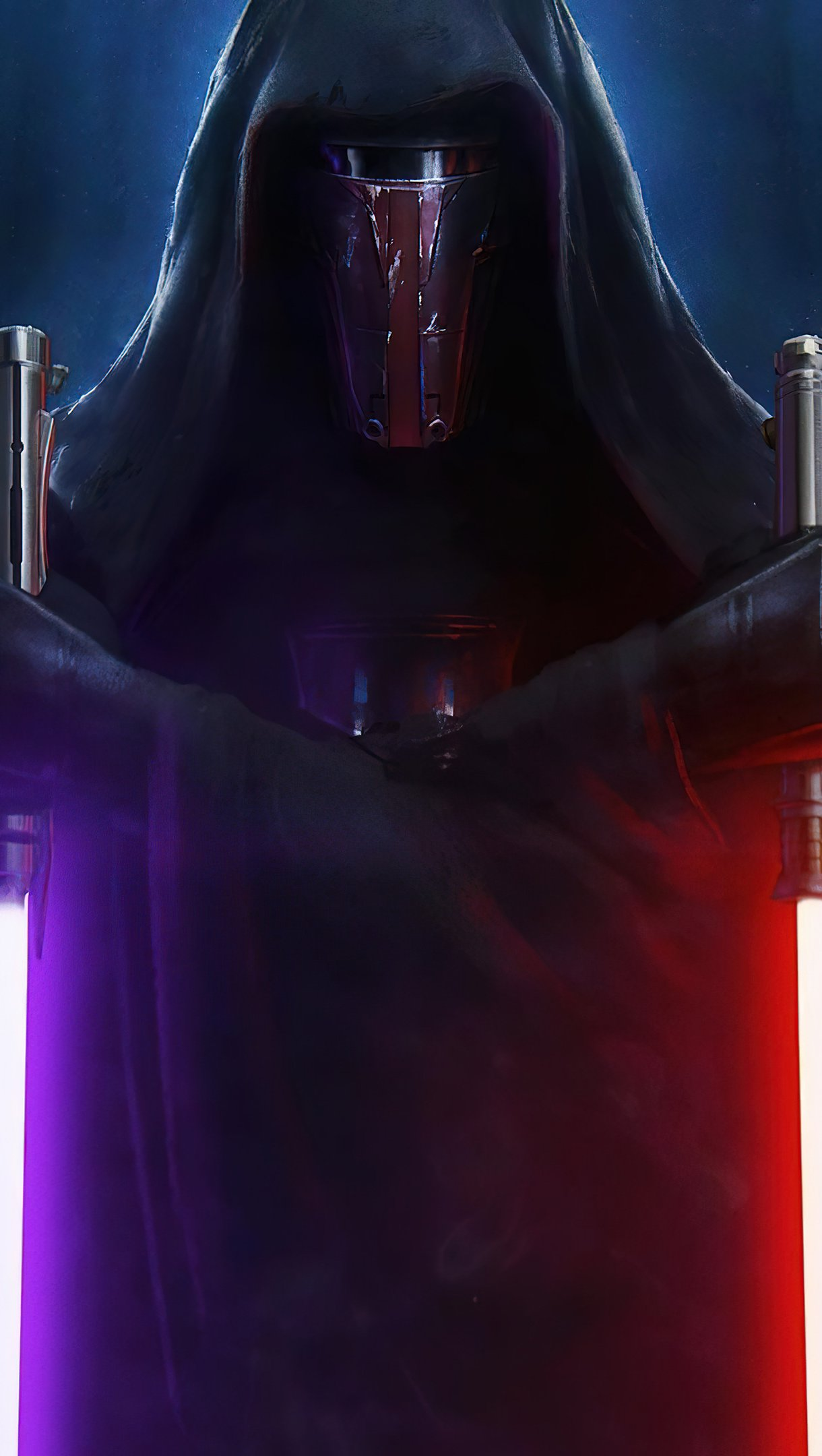 Fondos de pantalla Darth Revan de Star Wars Vertical
