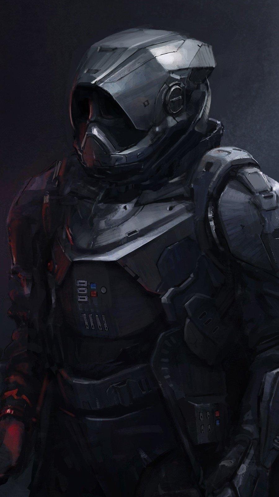 Fondos de pantalla Darth Vader Vertical