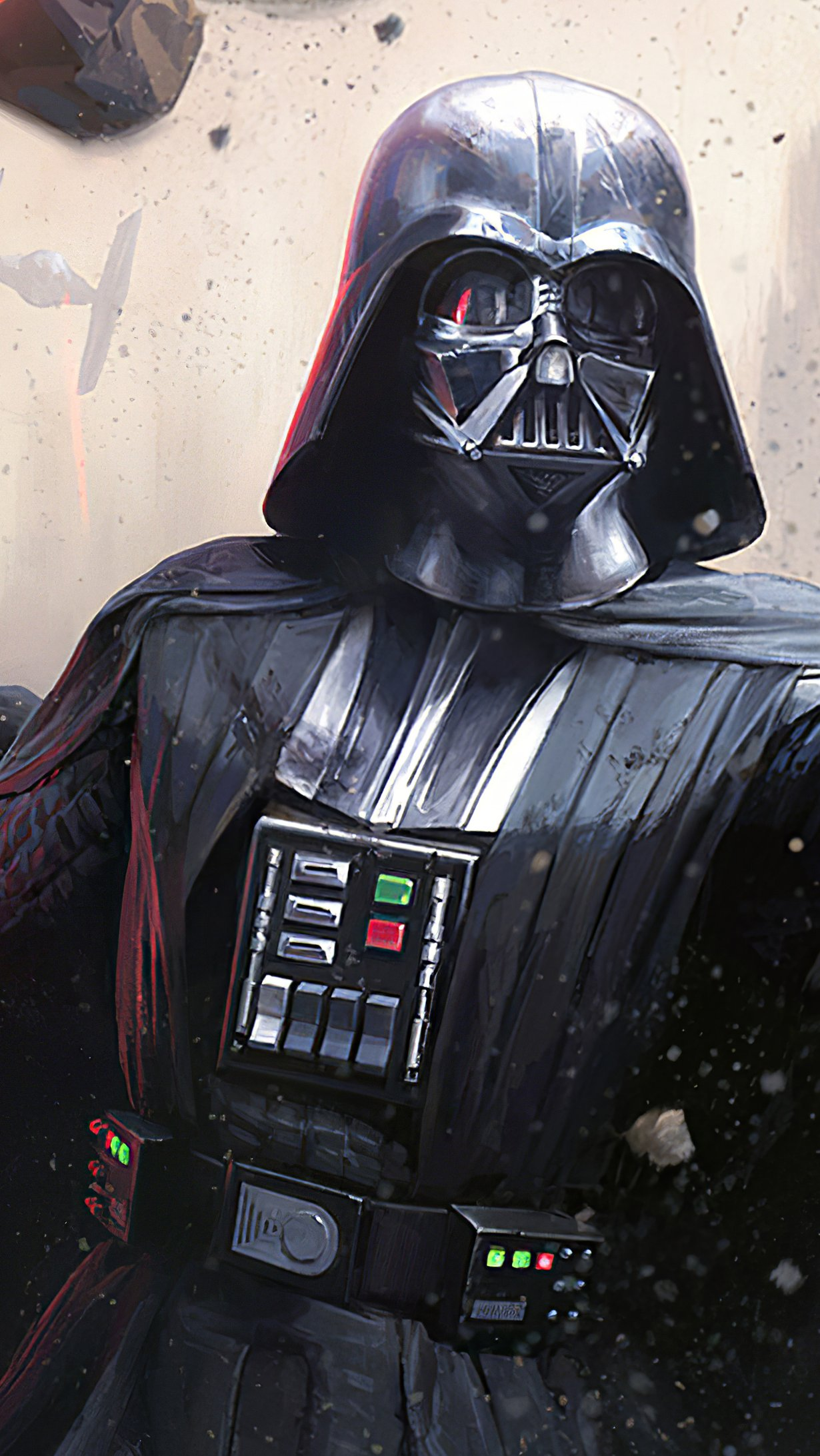 Wallpaper Darth Vader from Star Wars Vertical