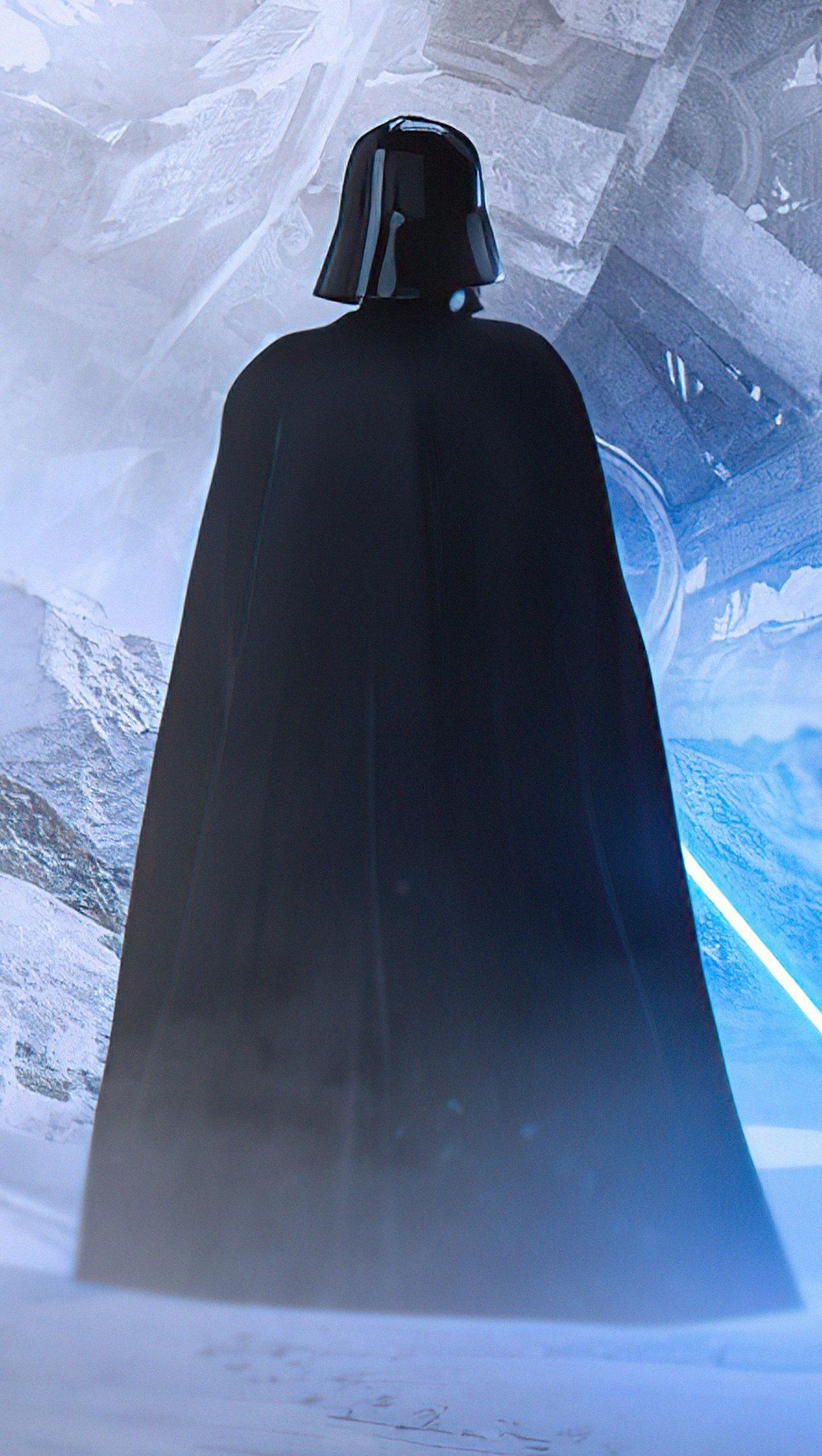 Fondos de pantalla Darth Vader personaje de Star Wars Vertical