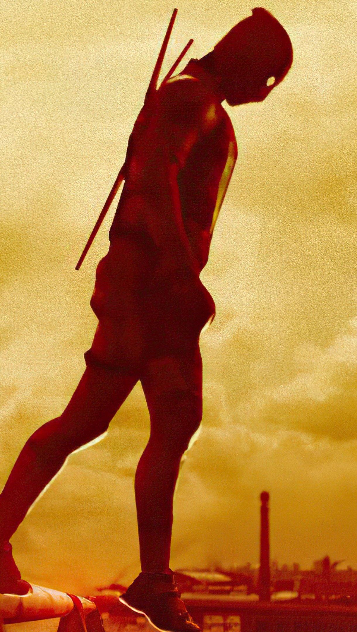 Fondos de pantalla Deadpool en el multiverso de Doctor Strange Vertical