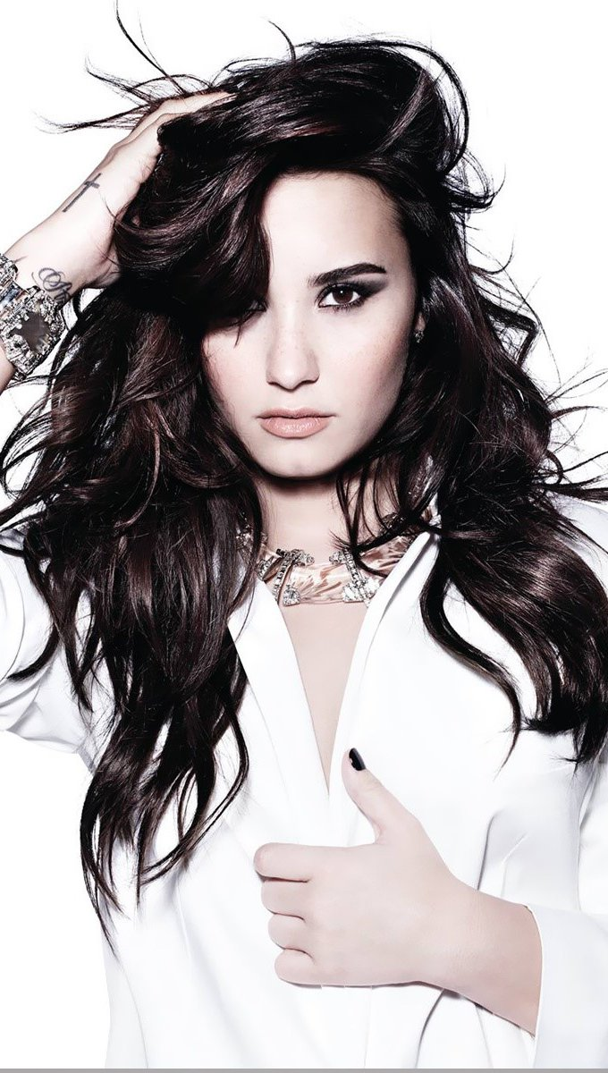 Wallpaper Demi lovato for your album Vertical