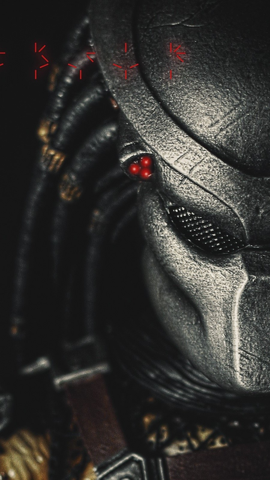 Wallpaper Predator Vertical