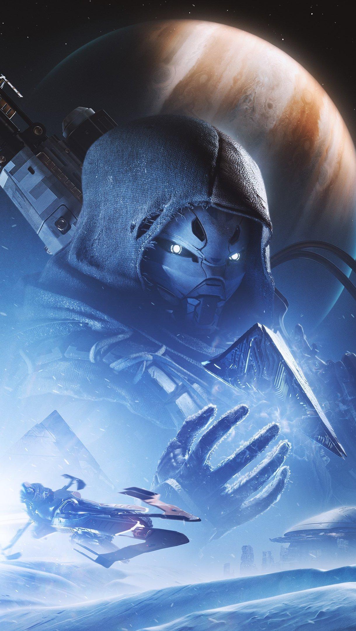 Fondos de pantalla Destiny 2 Beyond Light Vertical