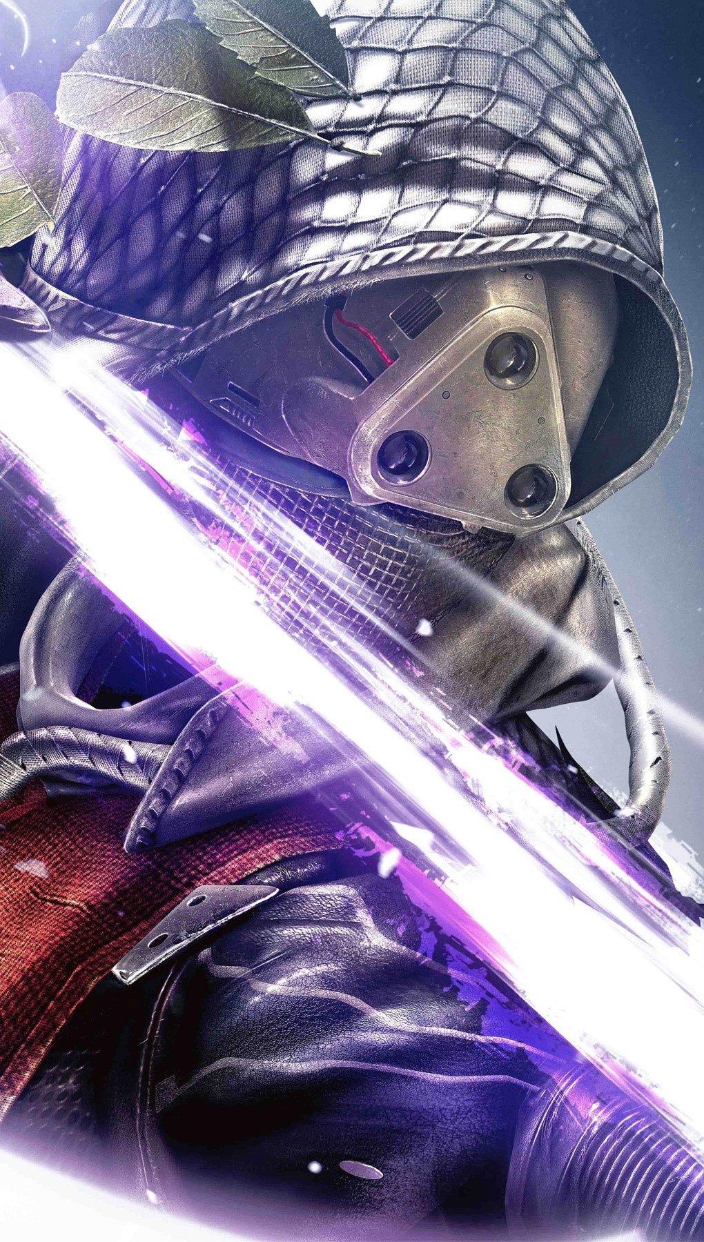 Fondos de pantalla Destiny The taken king hunter Vertical