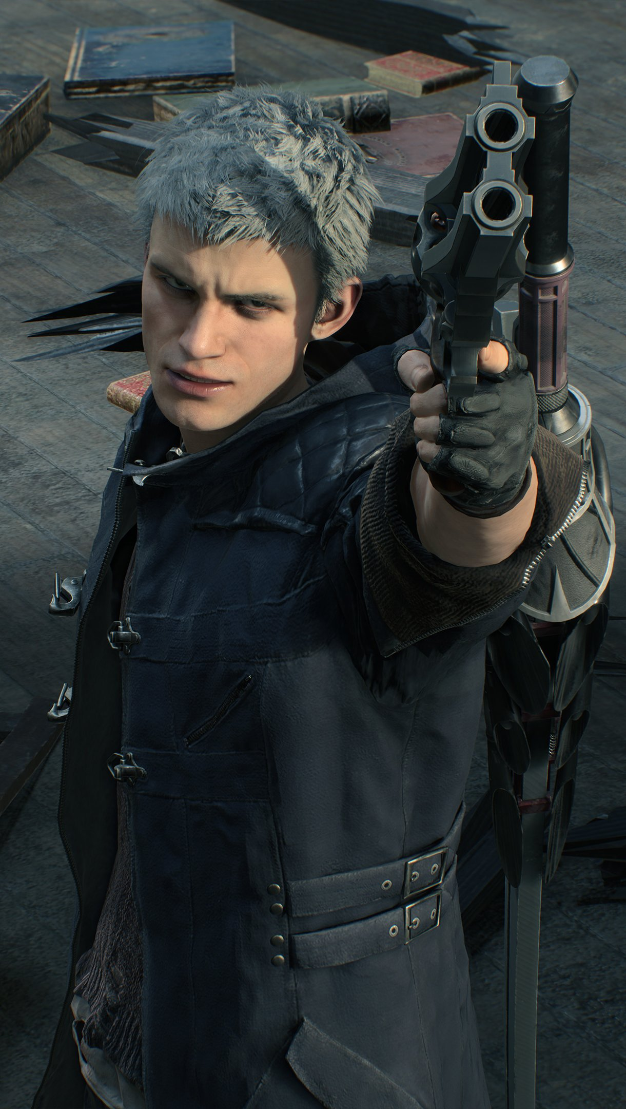 Wallpaper Devil May Cry Vertical