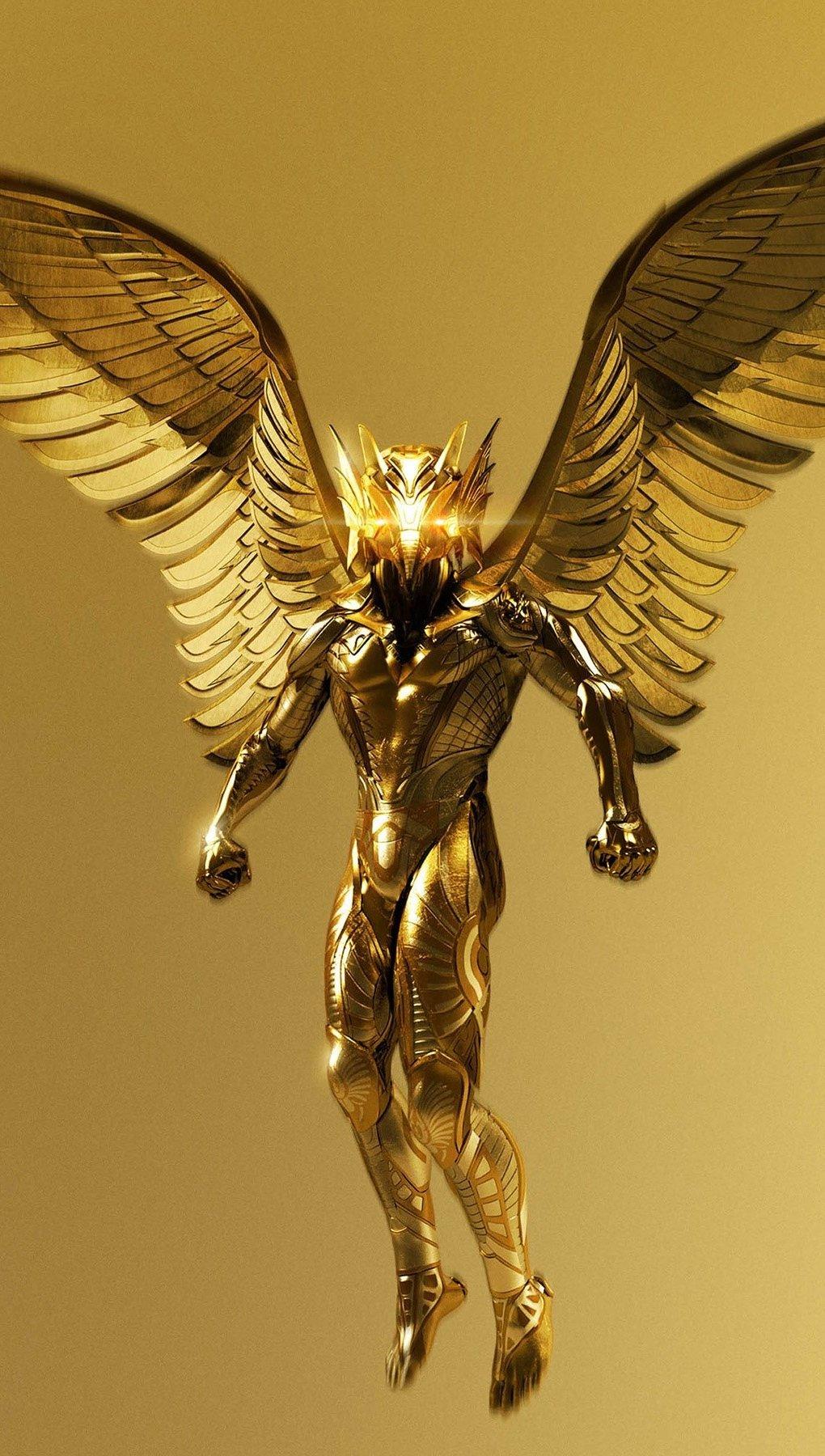 Fondos de pantalla Dioses de Egipto Vertical