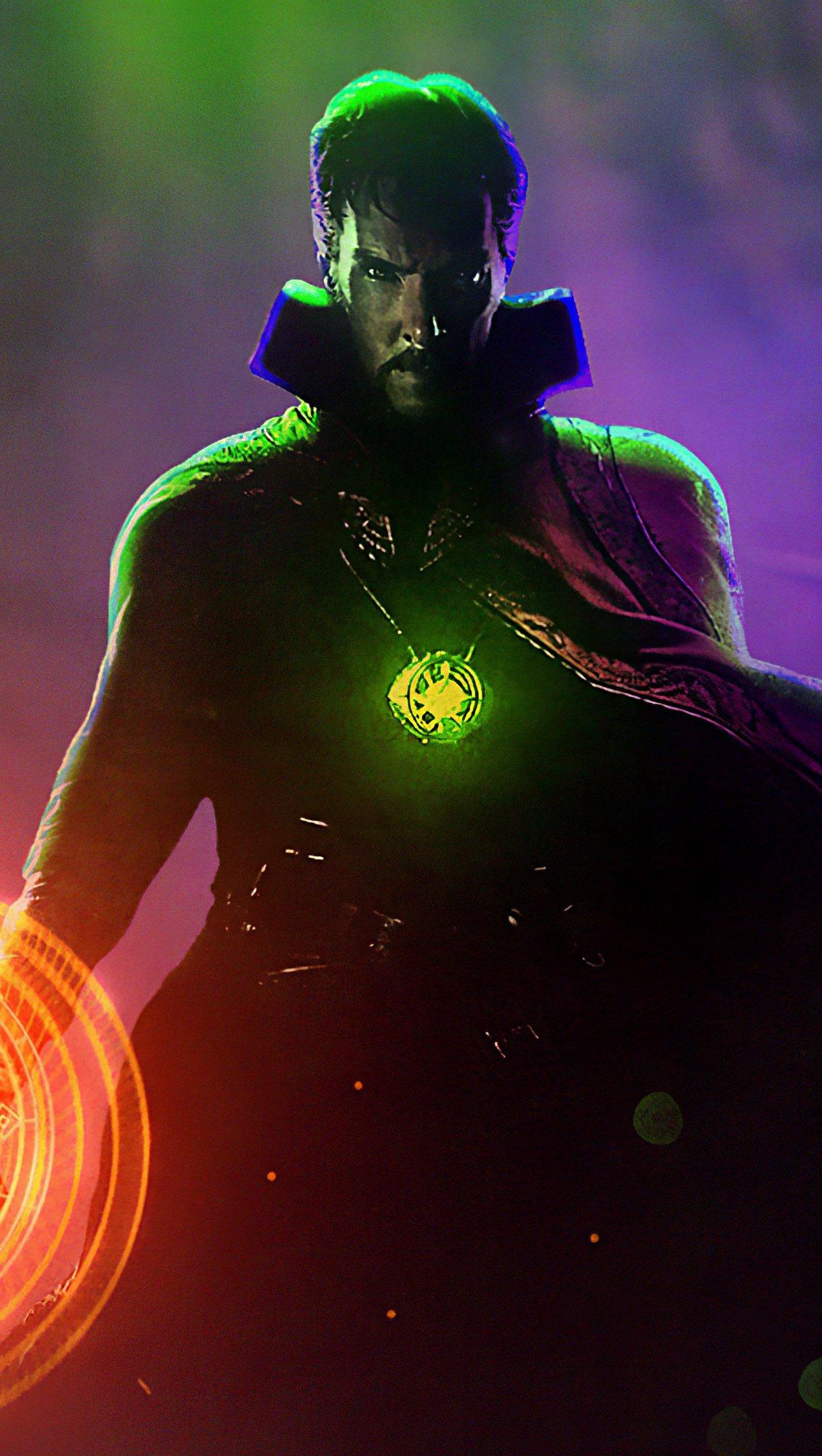 Fondos de pantalla Doctor Strange Artwork Vertical