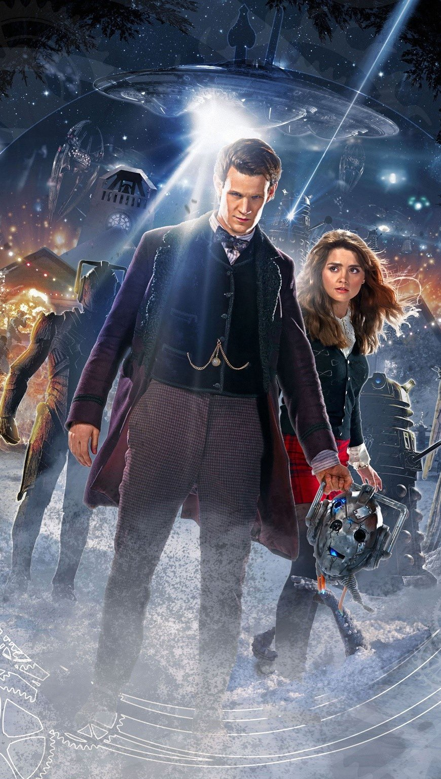 Fondos de pantalla Doctor who Vertical