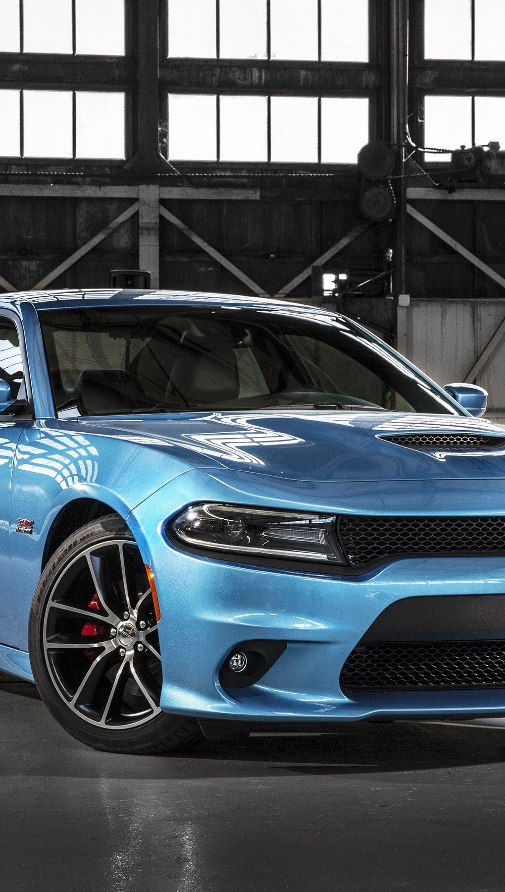 Wallpaper Dodge Charger RT Vertical