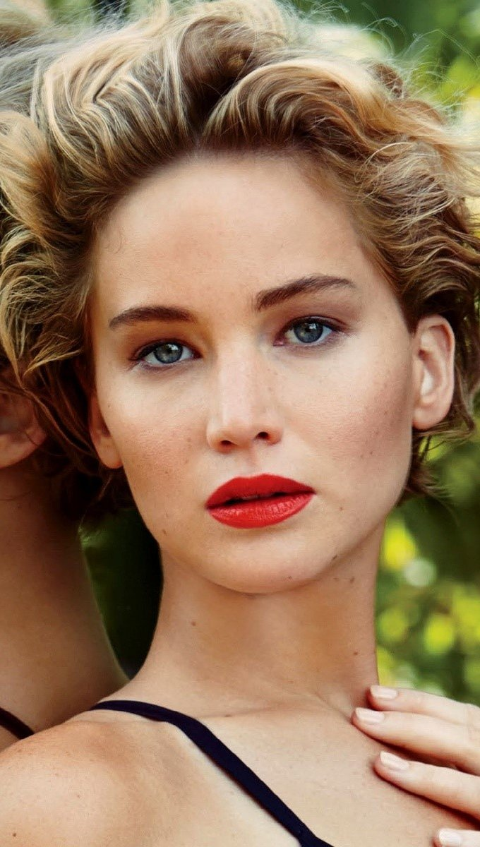 Wallpaper Two Jennifer Lawrence Vertical