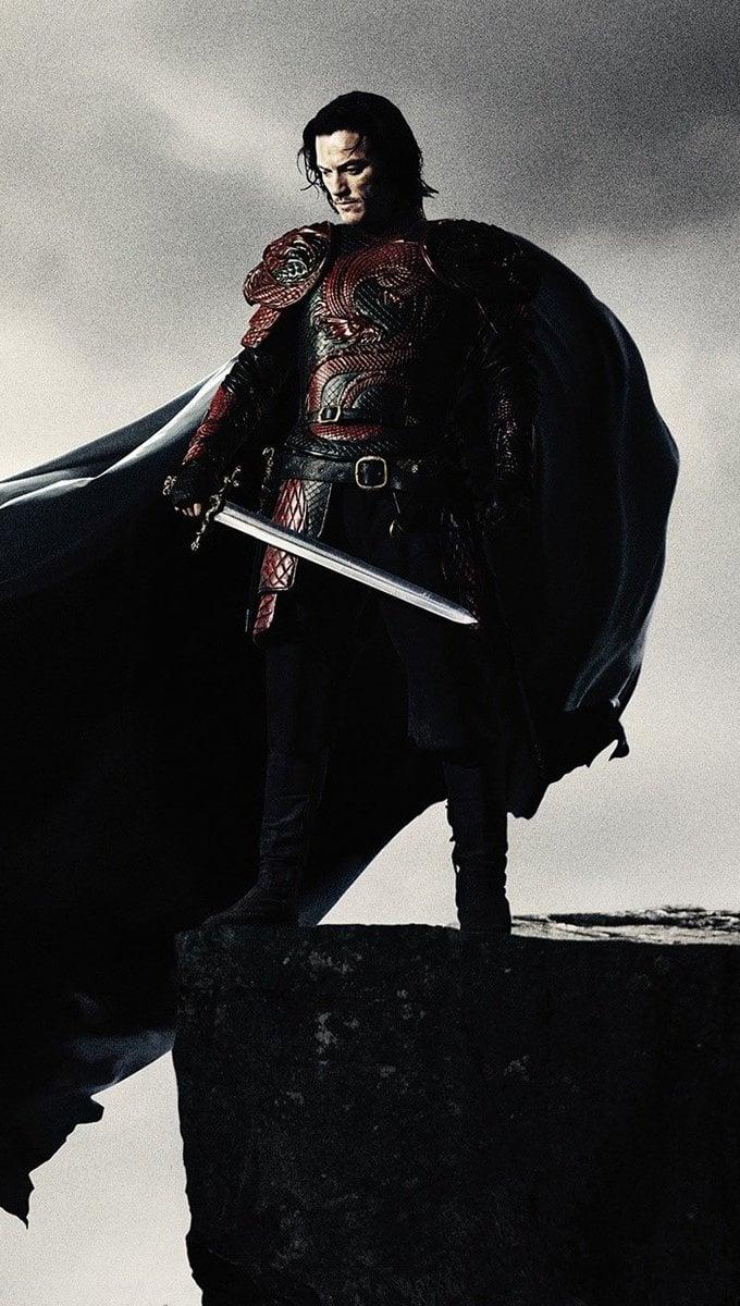 Fondos de pantalla Dracula untold 2014 Vertical